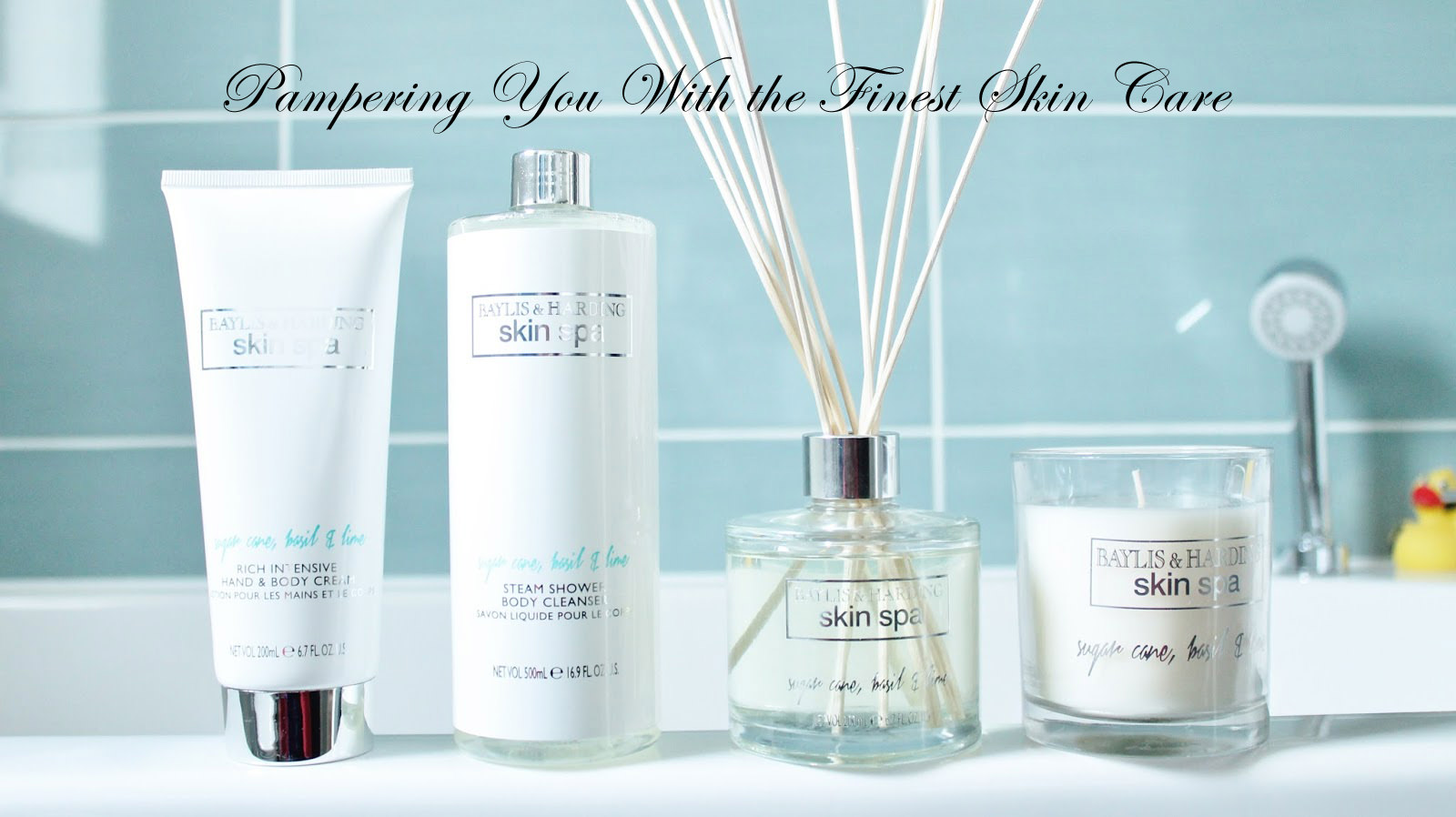 Pampering You With the Finest Skin Care
